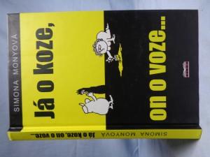 náhled knihy - Já o koze, on o voze...
