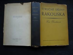 náhled knihy - Stručné dějiny Rakouska