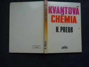 náhled knihy - Kvantová chémia