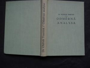 náhled knihy - Odměrná analysa