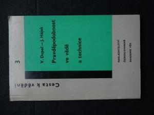 náhled knihy - Pravděpodobnost ve vědě a technice