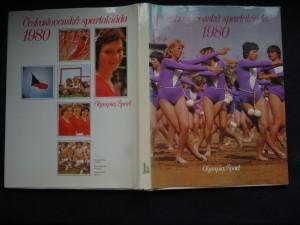 náhled knihy - Československá spartakiáda 1980 : [fotografická publikace