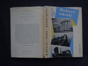 náhled knihy - Bohové odešli : reportáže, fejetony a vůbec povídání o Řecku a Itálii