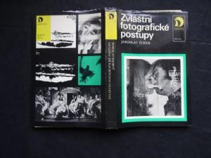 náhled knihy - Zvláštní fotografické postupy