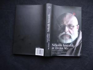 náhled knihy - Několik historek ze života AG : rozhovor s Petrem Štědroněm a Jiřím Trávníčkem