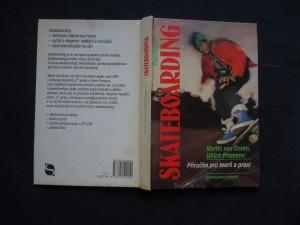 náhled knihy - Fascinující skateboarding : Příručka pro teorii a praxi