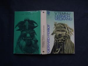 náhled knihy - V temnu lesních velikánů