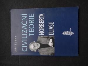 náhled knihy - Civilizační teorie Norberta Eliase