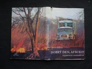 náhled knihy - Dobrý den, Afriko! : Expedice Lambaréné
