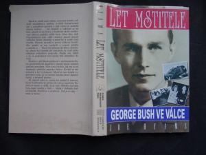 náhled knihy - Let Mstitele: George Bush ve válce
