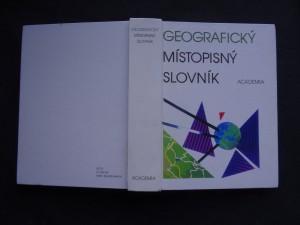 náhled knihy - Geografický místopisný slovník