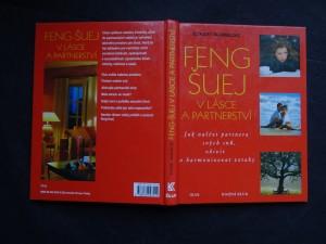 náhled knihy - Feng šuej v lásce a partnerství: jak nalézt partnera svých snů, oživit a harmonizovat vztahy