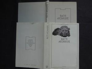náhled knihy - Řečtí atomisté