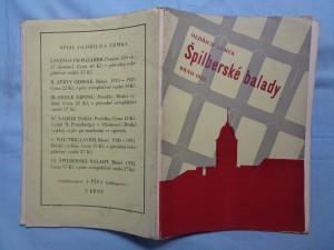 náhled knihy - Špilberské balady: básně 1932