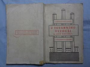 náhled knihy - Z továrního ovzduší a jiné povídky