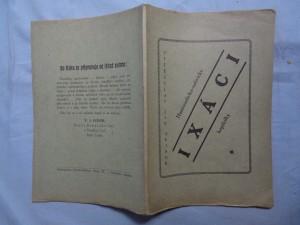 náhled knihy - Ixáci: humoristicko satirické kapitolky