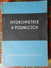 náhled knihy - Hydrometrie v podnicích