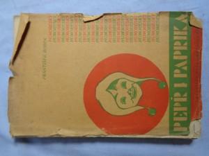 náhled knihy - Pepř i paprika: Slovácké humoresky a jiné