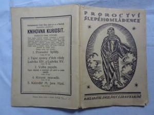 náhled knihy - Proroctví slepého mládence