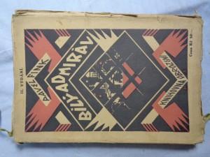 náhled knihy - Bílý admirál: profil kolčakovštiny, poznámky a dokumenty, ze zápisníku válečného korrespondenta