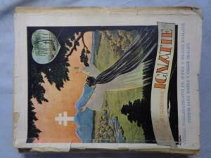 náhled knihy - Ignatie: Román