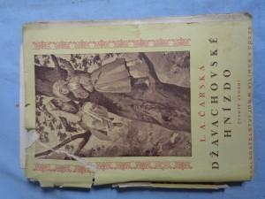 náhled knihy - Džavachovské hnízdo