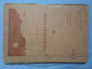 náhled knihy - Strakonický dudák: národní báchorka se zpěvy ve 3 jednáních