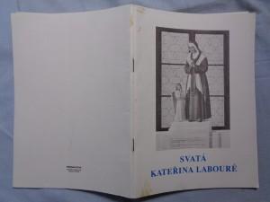 náhled knihy - Svatá Kateřina Labouré