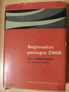náhled knihy - Regionální geologie ČSSR. Díl 1, Český masív. Sv. 1, Krystalinikum