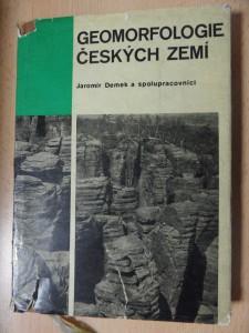 náhled knihy - Geomorfologie českých zemí