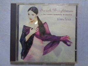 náhled knihy - Sarah Brightman & The London Symphony Orchestra – Timeless