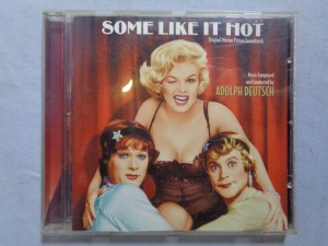 náhled knihy - Adolph Deutsch – Some Like It Hot