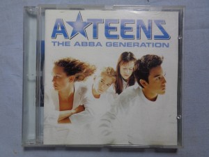 náhled knihy - A*Teens – The ABBA Generation