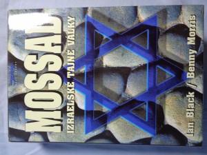 náhled knihy - Mossad : izraelské tajné války : dějiny izraelské tajné služby