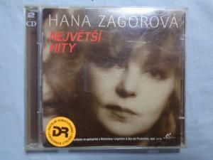 náhled knihy - Hana Zagorová – Největší Hity
