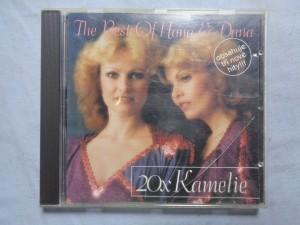 náhled knihy - Kamelie – 20x Kamelie: The Best Of Hana & Dana