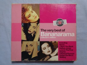 náhled knihy - Bananarama – The Very Best Of (Collector's Edition)