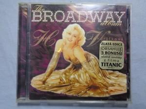 náhled knihy - Helena Vondráčková – The Broadway Album