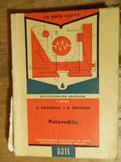 náhled knihy - Polovodiče