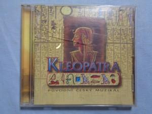 náhled knihy - Kleopatra (Původní Český Muzikál)
