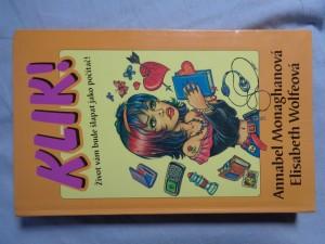 náhled knihy - Klik!: trocha holčičího čarování, aby život šlapal jako hodinky
