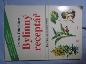 náhled knihy - Bylinný receptář: důvěřujte léčivým silám přírody
