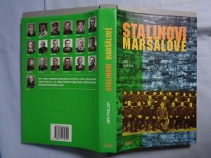 náhled knihy - Stalinovi maršálové