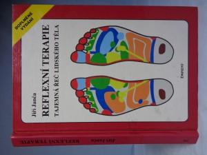 náhled knihy - Reflexní terapie: tajemná řeč lidského těla