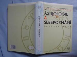 náhled knihy - Astrologie a sebepoznání: kniha pro adepty
