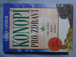 náhled knihy - Konopí pro zdraví: fakta o léčivých účincích marihuany