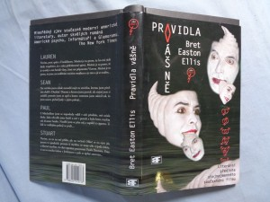 náhled knihy - Pravidla vášně