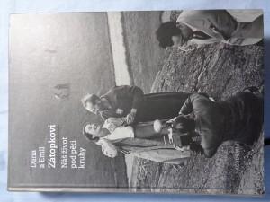 náhled knihy - Náš život pod pěti kruhy