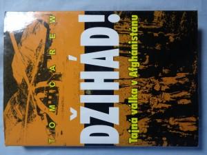 náhled knihy - Džihád!: tajná válka v Afghánistánu