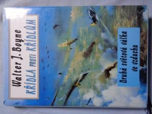 náhled knihy - Křídla proti křídlům : letectvo ve druhé světové válce